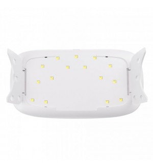 24W LED/UV Hibridinė Lempa