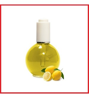 Aliejukas odelėms 75ml (Citrina)
