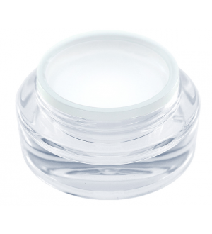 Classic line Uv Baltas gelis 15ml